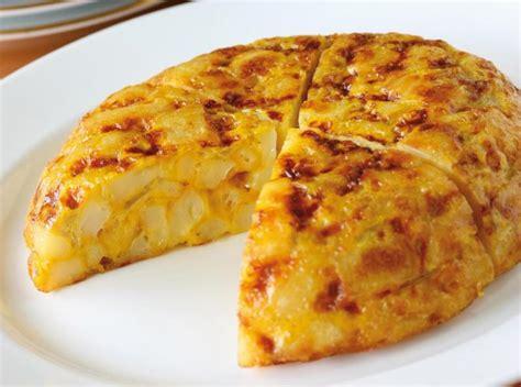 tablette recette cuisine recette tortilla espagnole ensoleillée femininbio