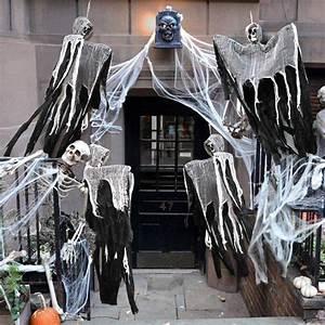 Hanging, Halloween, Decor, Grim, Reaper, Ghost, Decorations