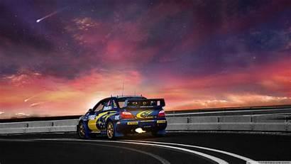 Subaru Wrx Sti Wallpapers Impreza Road 4k