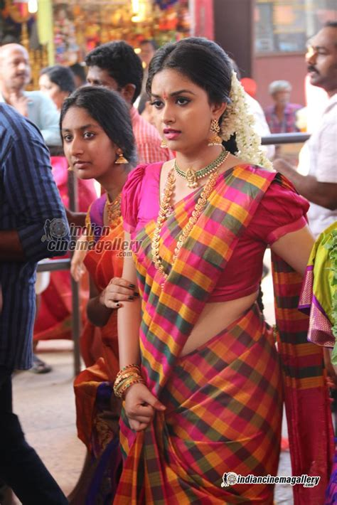 Keerthy Suresh At Sister Revathy Suresh Wedding 168