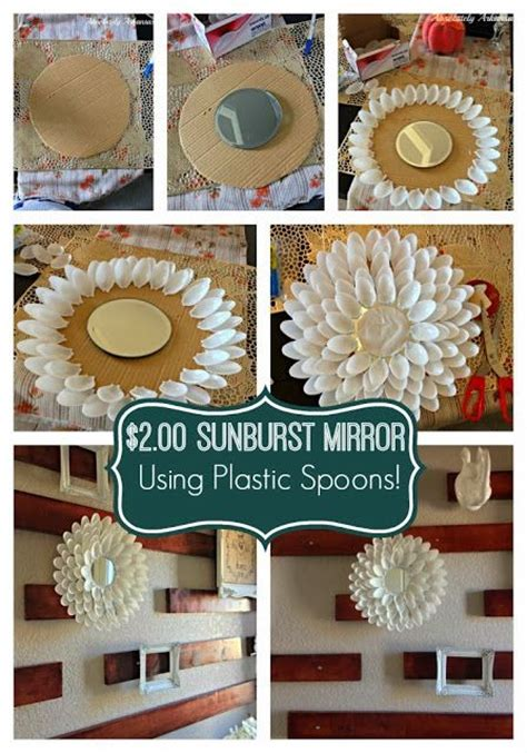 diy plastic spoons projects    crafty