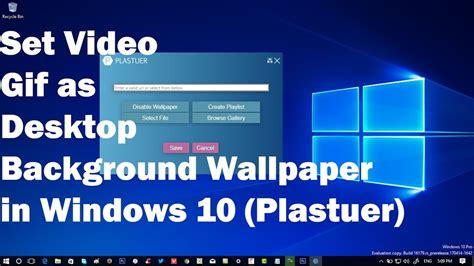 How To Set Gif As Background How To Set Gif As Desktop Background Wallpaper