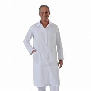 Blouse Blanche Chimie Carrefour : blouse coton blanche pour chimie et m dical gamme 100 ~ Dailycaller-alerts.com Idées de Décoration