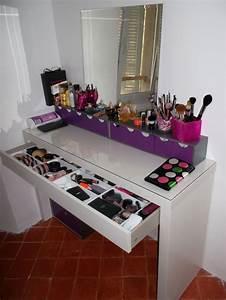 Coiffeuse Blanche Ikea : coiffeuse malm ikea deco pinterest tags malm et ikea ~ Teatrodelosmanantiales.com Idées de Décoration