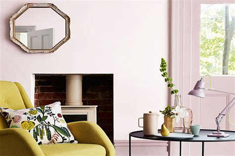 Living Room Color Pink by Living Room Paint Colors The 14 Best Paint Trends To Try
