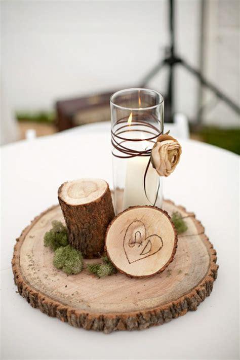 alternative ideas for wedding centerpieces