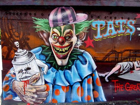 graffiti clowns  bg graffiti clowns  bg flickr