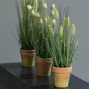 Kunstgras Im Topf : kunstgras gras kunstpflanze gr ser set 3 st ck 30 cm ebay ~ Eleganceandgraceweddings.com Haus und Dekorationen