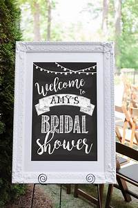 bridal shower welcome sign bridal shower sign engagement With wedding shower signs