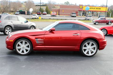 Crossfire Chrysler Price by 2005 Chrysler Crossfire Coupe Trust Auto Used Cars