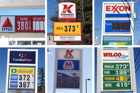 Nc Gas Prices At Threemonth High; Up 22 Cents From One