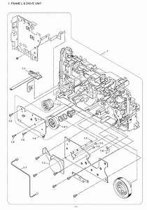 Brother Laser Printer Parts Diagram