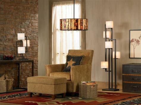 coole beleuchtungsideen fuer wohnzimmer archzinenet