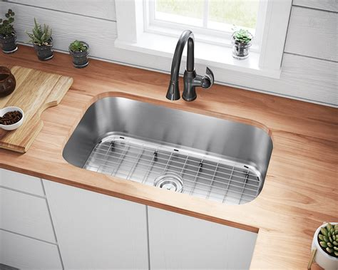 stainless steel undermount kitchen sinks 3118 stainless steel kitchen sink