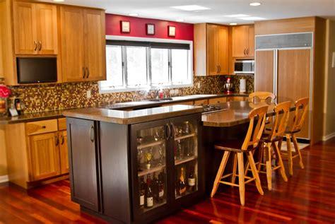 hickory kitchen island kitchen islands middleville mi kitchens by 1631