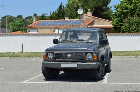 nissan patrol classic is the nissan patrol y60 a future classic ran when parked