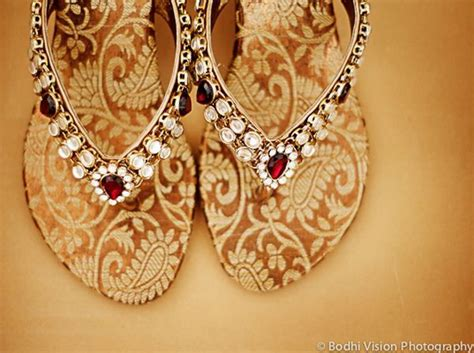 17 Best Images About Indian Wedding Sandals On Pinterest