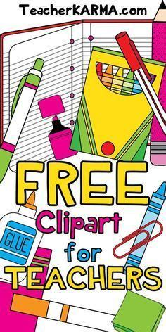 40 Best Useful Clipart Images On Pinterest  Free Clipart For Teachers, School And Teacher Pay