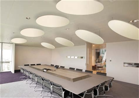 soundproofing drop ceiling office cloudsorption shaped sound absorbing ceiling panels