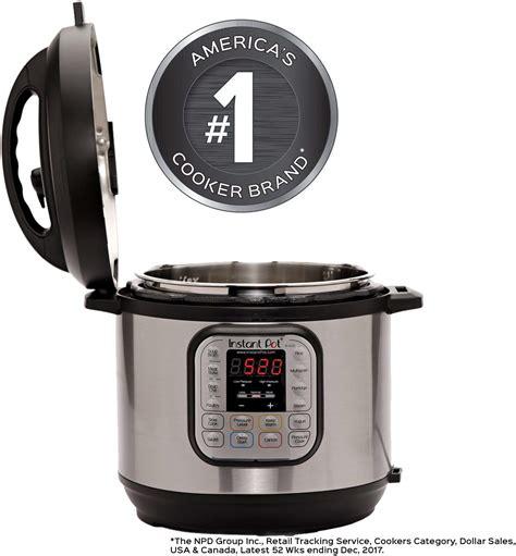 cooker pressure slow rice programmable multi steamer yogurt warmer maker saute saute