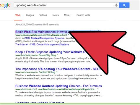 website search engine optimization 4 ways to improve search engine optimization wikihow