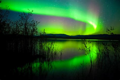 trips to see the northern lights the best places to see the northern lights this winter