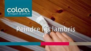 Comment Peindre Du Lambris : peindre des lambris comment faire youtube ~ Melissatoandfro.com Idées de Décoration