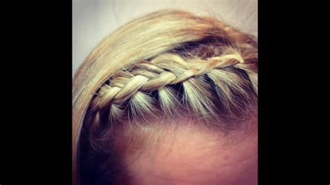 braided hairstyles with fringe fade haircut