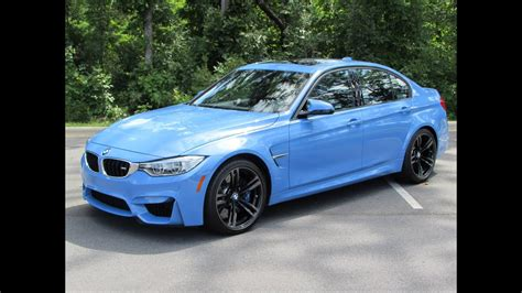 2015 Bmw M3 Sedan/m4 Coupe Start Up, Exhaust, Test Drive