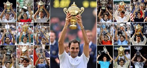 Wimbledon 2017 With 19th Grand Slam At 35 Roger Federer