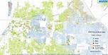 Racial diversity/segregation of Memphis, TN[1187x610 ...