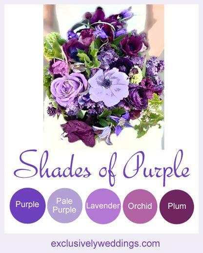 Shades Of Purple On Pinterest  Purple Wedding, Purple