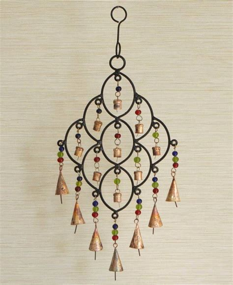 Indian Wind Chimes With Camel Bells