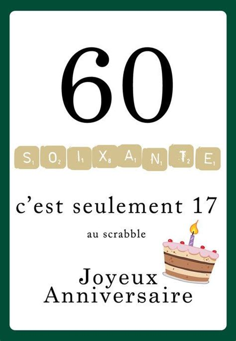 25 best ideas about anniversaire 60 ans on 60 ans anniversaire 70 ans and
