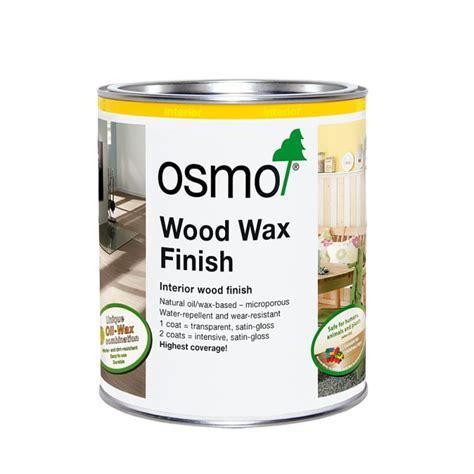Osmo Wood Wax Finish Intensive