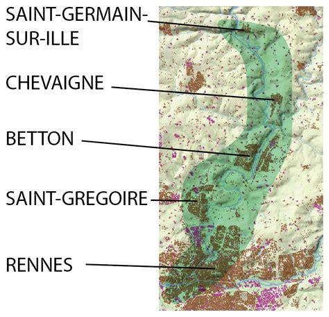 cours de cuisine ille et vilaine le cours de l ille canal au nord de rennes atlas des paysages d 39 ille et vilaine