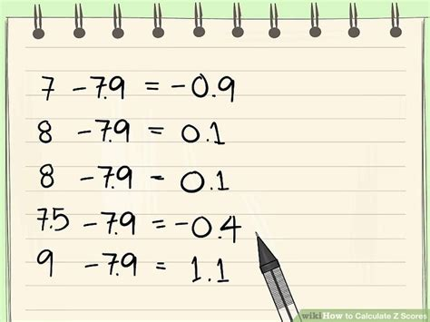 calculate  scores  steps  pictures wikihow