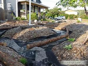 Bordure De Jardin Bois : bordure de jardin en bois pas cher 1 comment faire une ~ Premium-room.com Idées de Décoration