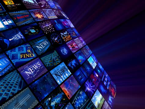 Digital Tv Wallpaper by Americans Consume Media In A Major Way Study Finds Usc News
