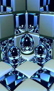 3d Cubes wallpaper by _MARIKA_ - 7d - Free on ZEDGE™