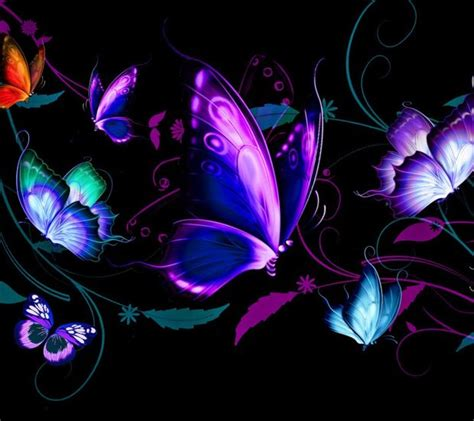 Zedge Animated Wallpaper - abstract butterflies wallpapers to your cell