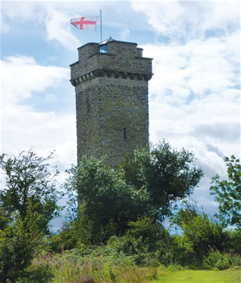 Flounders' Folly near Craven Arms opens to visitors