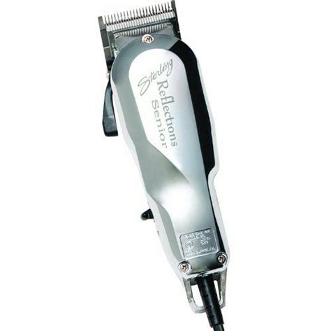 wahl sterling reflections clipper haircut haircutting grooming