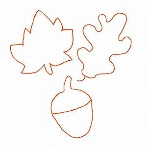 fall leaf template clipart best With autumn leaf template free printables