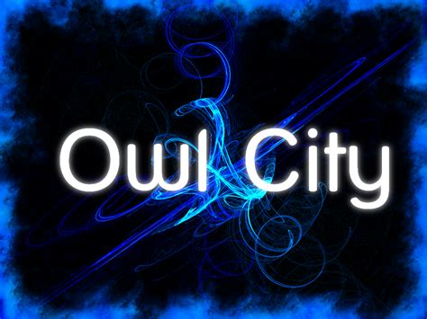 owl city fractal cover  darkdissolution  deviantart