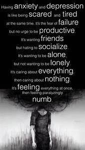 Depression  Anxiety And I  U2013 Two Poems  U2013 My Loud Whispers