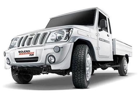 Tata Xenon Backgrounds by Mahindra Bolero Maxi Truck Plus Price In India Photos