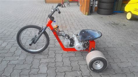 Motorized Drift Trike Plans