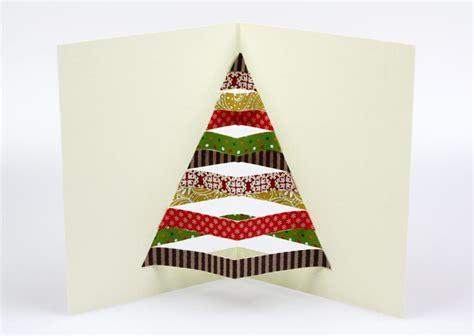 weihnachtskarte selber basteln