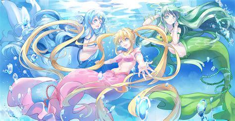 Anime Mermaid Wallpaper - mermaid melody pichi pichi pitch wallpaper zerochan